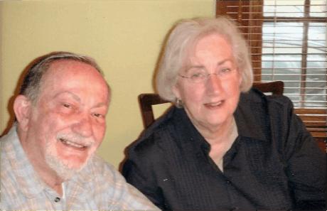 Walt Vail and Joy Winston. Photo courtesy of Drama Around the Globe.