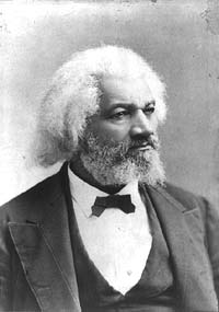 Frederick Douglass, c. 1875. Courtesy of the Library of Congress (LC-USZ62-19288).