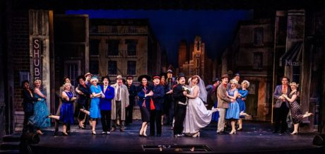 The cast of 'Guys and Dolls.' Photo by Nathan Jackson.