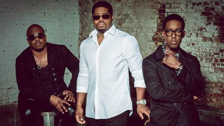 Boyz I Men. Photo courtesy of The Kennedy Center.