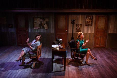 Katie McManus (Oolie) and Katie Keyser (Gabby). Photo by Traci J. Brooks Studios.