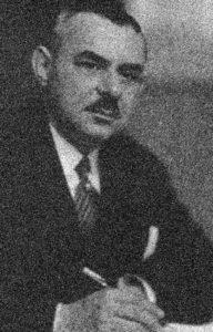 Dr. Max Cohnreich.