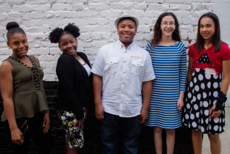 The Young Playwrights.
