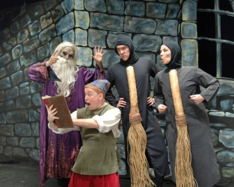 5.Enchantment Theatre Company's 'The Sorcerer's Apprentice.' Photo by Mark Garvin.