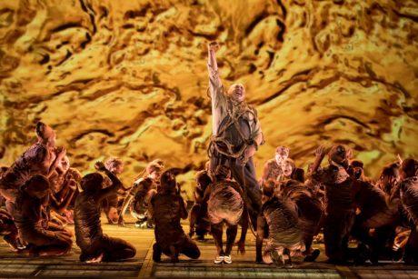 Gordon Hawkins as Alberich. Photo courtesy of the Washington National Opera.