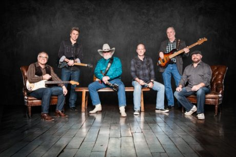 Charlie Daniels Band. Photo courtesy of Valley Forge Casino Resort.