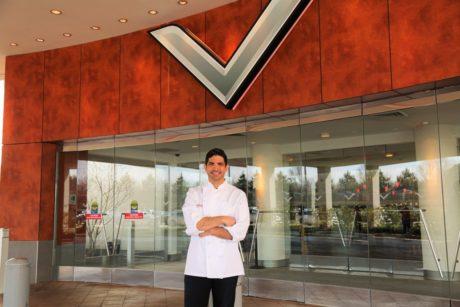 Chef Luke Palladino.
