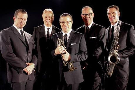The Tony Guerrero Quintet. Photo courtesy of their website.