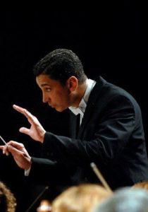 Conductor Emil de Cou. Photo courtesy of his website.