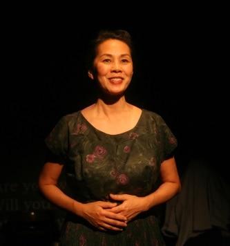 Karen Tsen Lee. Photo by John Quincy Lee.