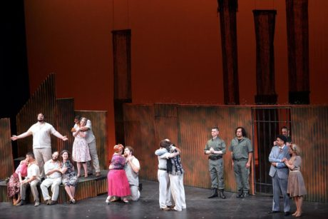The cast of 'Fidelio.' Photo by Rx Loft Photography.