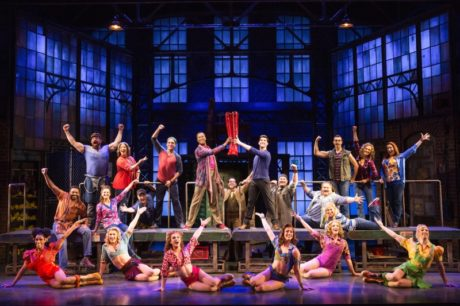 Kinky Boots National Touring Company. Photo by Matthew Murphy.