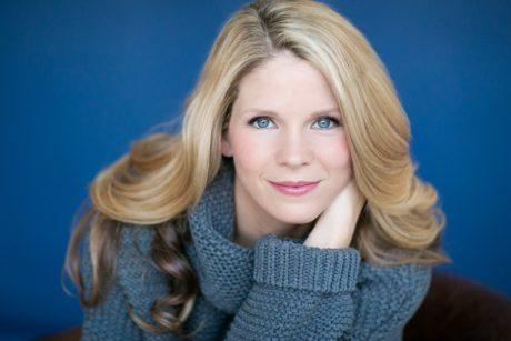 Kelli O'Hara. Photo courtesy of the Merriam Theatre.