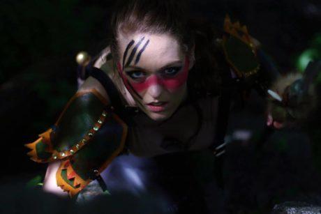 Cassandra Dutt (Hunter). Photo by Shealyn Jae Photography.