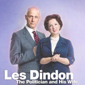 Monsieur Dinson ( Mitchell Hébert) and Madame Dindon (Sherri L. Edelen). hot by Christopher Mueller.