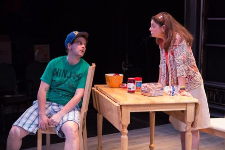 'That Kid' with Connor J. Hogan and Mindy Steinman Shaw. Photo by Teresa Wood Photography.