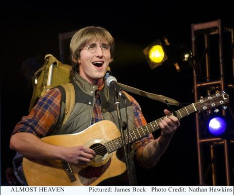 James Bock (John Denver). Photo by Nathan Hawkins.