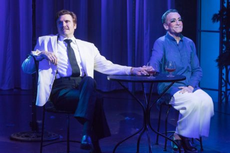 Brent Barrett (Georges) and Bobby Smith (Albin). Photo by Christopher Mueller.