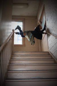 Cori Dioquino in 'Neverwhere.' Photo by Shealyn Jae Photography.
