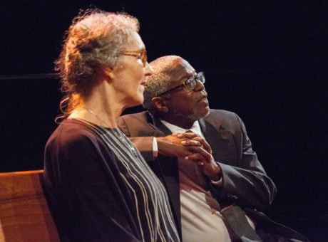 Annie Houston and Gregory Ford. Photo by Daniel Corey.