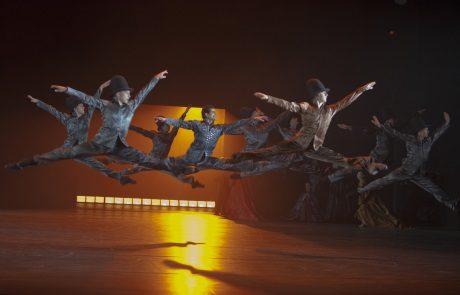 Royal Swedish Ballet, Juliet and Romeo. Photo courtesy of the Royal Swedish Ballet.