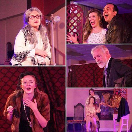 The cast of 'Women Beware Women.' Photos courtesy of 461 Theatre Company.
