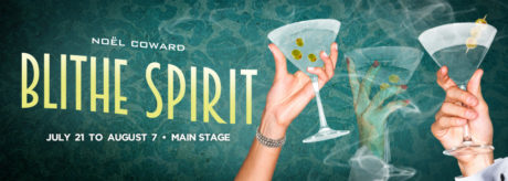 3. PSF, BLITHE SPIRIT promotional image