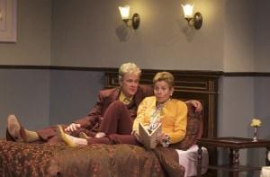 Dana Scott Galloway and Adele Robey. Photo courtesy of Anacostia Playhouse.
