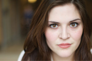 Hanna Gaffney. Photo by Nadia Quinn.