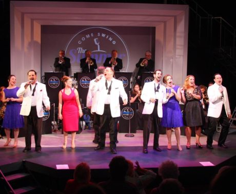 The cast of 'The Summer Club.' Photo by Andy Joos.