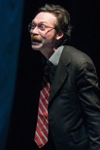 Bradley Foster Smith (Ariel) in 'The Pillowman.' Photo by Teresa Castracane Photography.