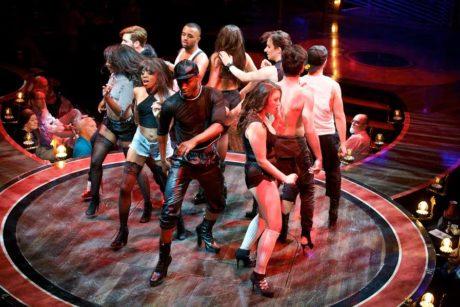 Beyonce Dancers. Photo courtesy of theatreWashington.