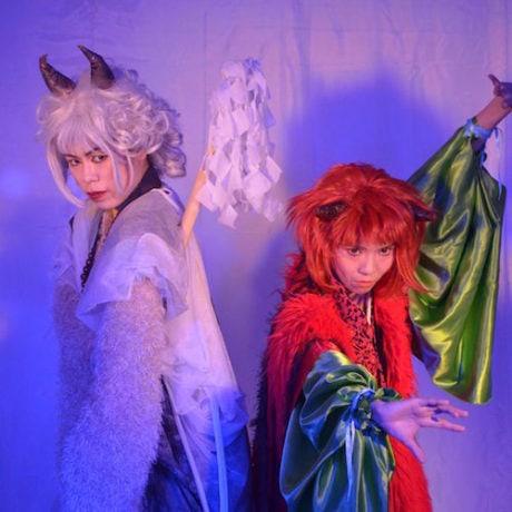 Mai Kisaka and Hiro Matsumoto. Photo courtesy of Musical Company OZmate.