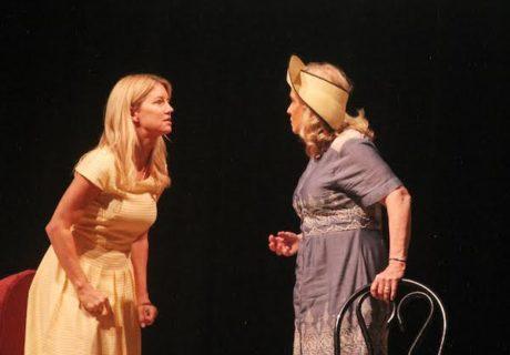 Cynthia Watros and Tina Sloan. Photo by Sue Coflin/Max Photos.