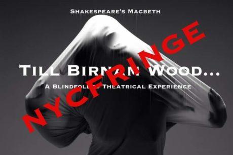 'Till Birnam Wood' promo image for FringeNYC.