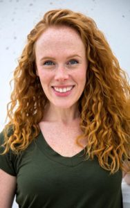 Lauren Fanslau. Photo by Geoff Sheil.