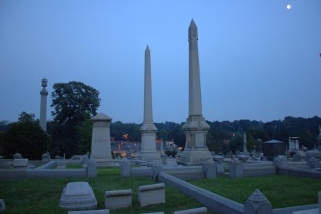 Laurel Hill Cemetery. Photo by Bob Bruhin.