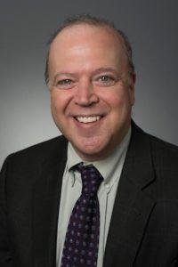 Rick Davis, Executive Director, Hylton Performing Arts Center. Photo courtesy of George Mason University.