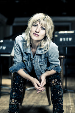 Anaïs Mitchell. Photo by Jay Sansone.