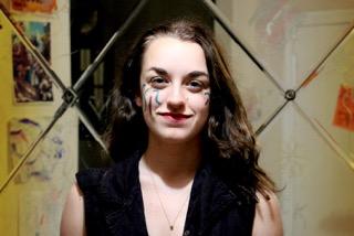 Christina Higgins in 'Pangaea, A Folk Opera.'