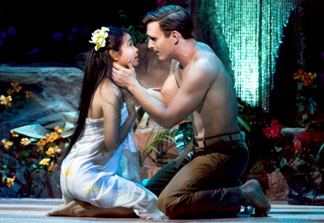 Alison T. Chi and Ben Michael. Photo by Mark Garvin.