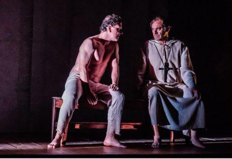 Óscar de la Fuente and Eugenio Villota. Photo by Stan Weinstein.