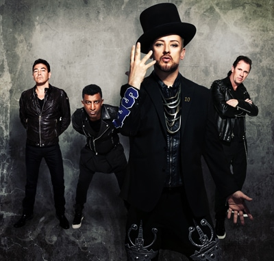 Culture Club.Photo courtesy of The Music Center at Strathmore.