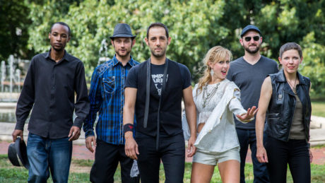 Musical group Black Masala will be performing a free show Saturday evening at NextNOW Fest. Photo by John Shore.