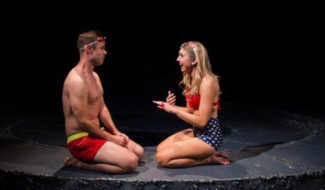 Kiernan McGowan and Emily Kester. Photo by Traci J. Brooks Studios.