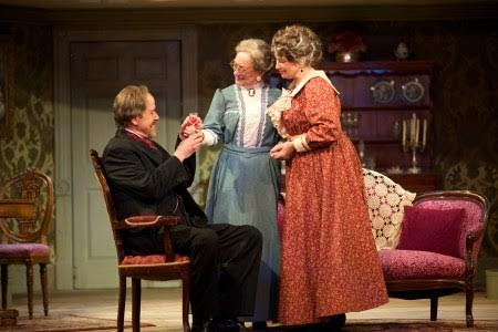 Peter Schmitz, Jane Ridley, and Mary Martello. Photo by Urdaneta Photography.