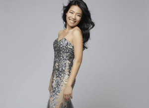 Pianist Joyce Yang. Photo courtesy of the Tuesday Evening Concert Series' website.