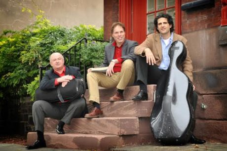 The Tempest Trio. Photo courtesy of the Tuesday Evening Concert Series' website.