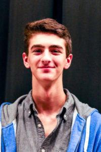 Josh Turner. Photo courtesy of West Potomac High School.