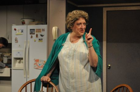 Gayle Nichols-Grimes as Thelma. Photo courtesy of Dominion Stage.